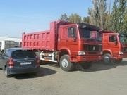 Продаю Самосвалы Хово,  Howo в Омске  6х4 25 тонн - 2300000 руб в наличии.