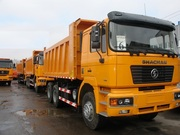 Самосвалы Shacman Шакман  Шанкси  SHAANXI -в Омске - 6х4 25 тонн ,  2350000 руб.