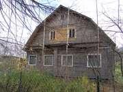 Загородный дом с мансардой.