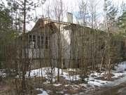 Недостроенный дом.