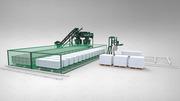 Oборудование для производства газобетона,  пенобетона НСИБ