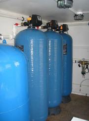 Установка умягчения воды  «РосАква-Ф»