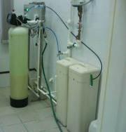 Установка удаления из воды ионов бора  «РосАква-Ф»