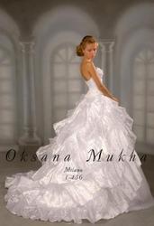 Продаю   Свадебное платье от Оксаны Мухи