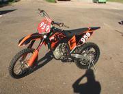 Продам мотоцикл КТМ 250 SX-F