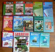 Продам учебники за 7 класс в отличном состоянии