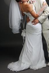Продам свадебное платье по договорной цене