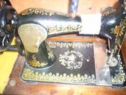 Продаю старинную швейную машинку Sving 1912год.